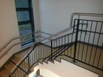 Primary and secondary school development. Balustrades, handrails, railings and gates.