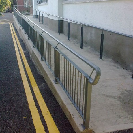 Feature gates & balustrade