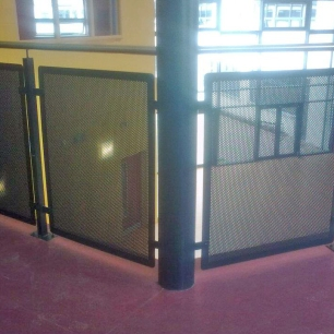Stair & balcony balustrades