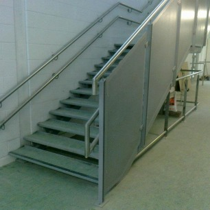 teel feature stairs, balustrades, handrails, gates and railings.