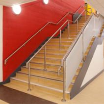 ardscoil na mara staircase
