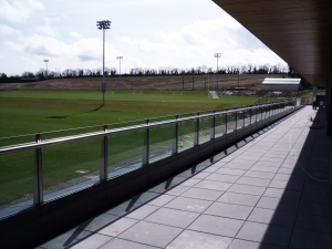 WIT Sports Campus Balcony Railing