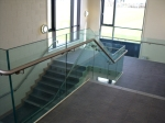 WIT Sports Campus Stairs