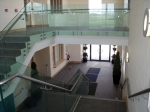 WIT Sports Campus Stairs & Internal Balcony