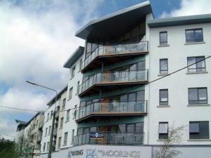Apartment balconies